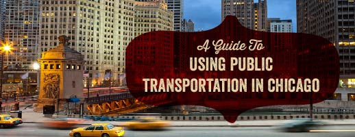 A guide to using public transportation in Chicago.