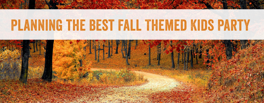 How to plan the best fall party for the kiddos.