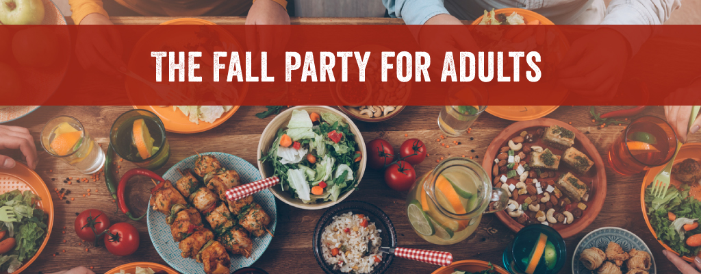 The fall party for adults
