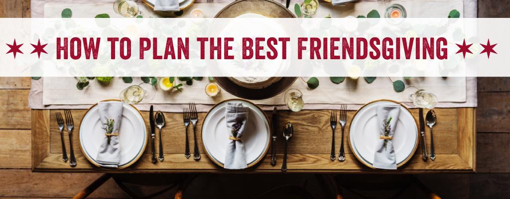 Planning Friendsgiving