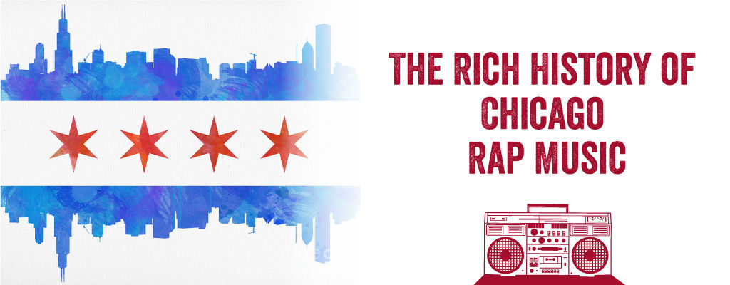 This is an article feature image - The Rich History of Chicago Rap Music