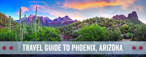travel guide to phoenix az