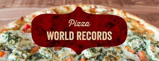 Pizza World Records