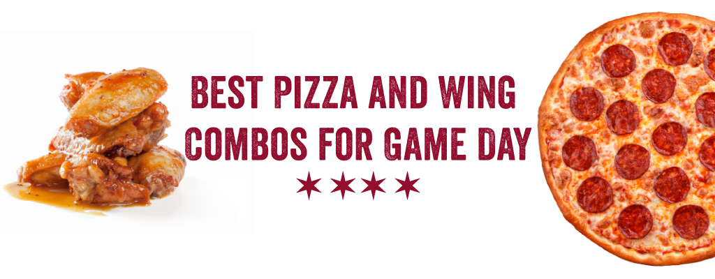 Best Pizza and Wing Combos for Game Day
