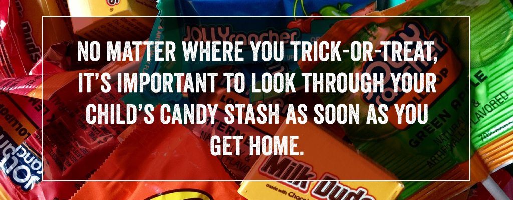 Always Check the Candy