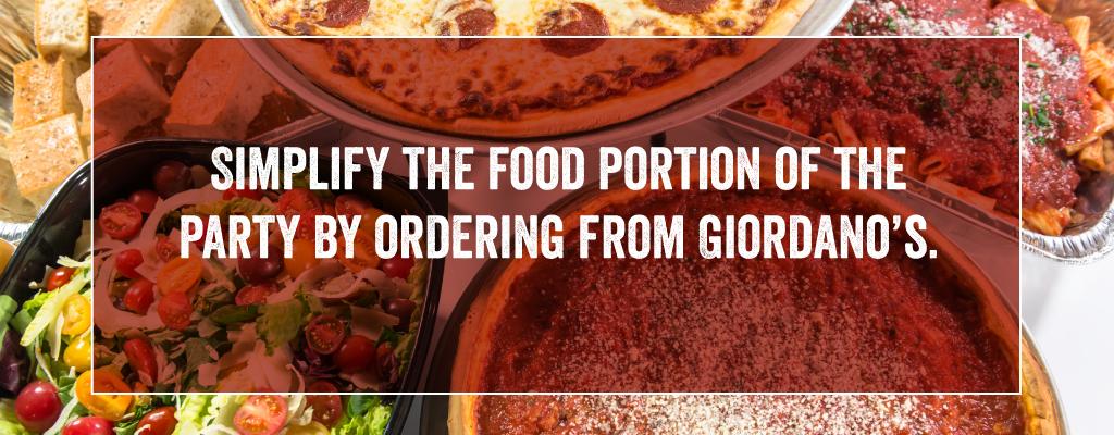 Giordano's Catering