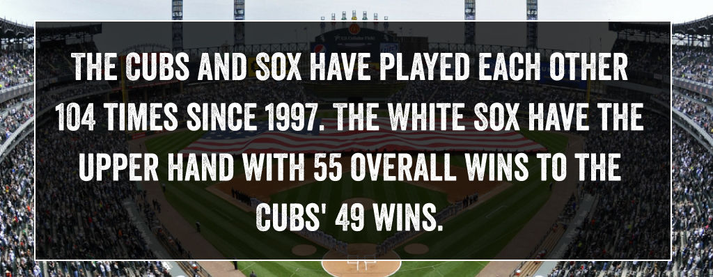 Sox and Cubs