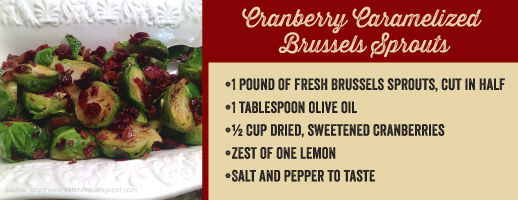 Cranberry-Brussel-Sprouts