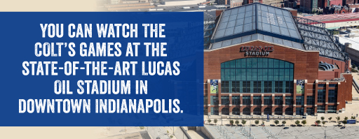 sports in downtown indianapolis