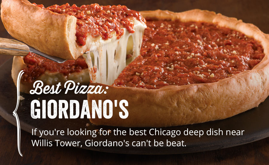Giordano S Crust Is Rich Thick And Packed With A Signature Wisconsin Mozzarella Cheese That Aged To Perfection Ensure The Highest Possible Quality