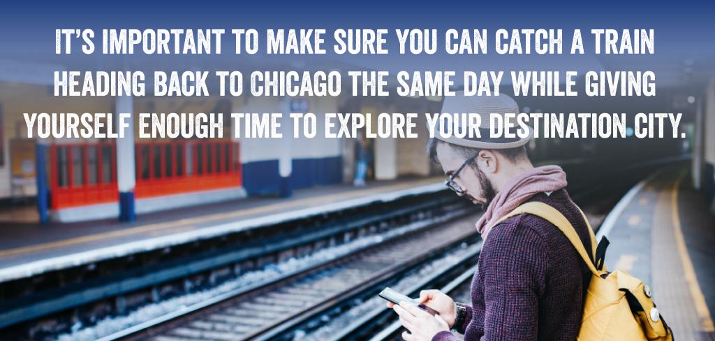 Choosing a Train