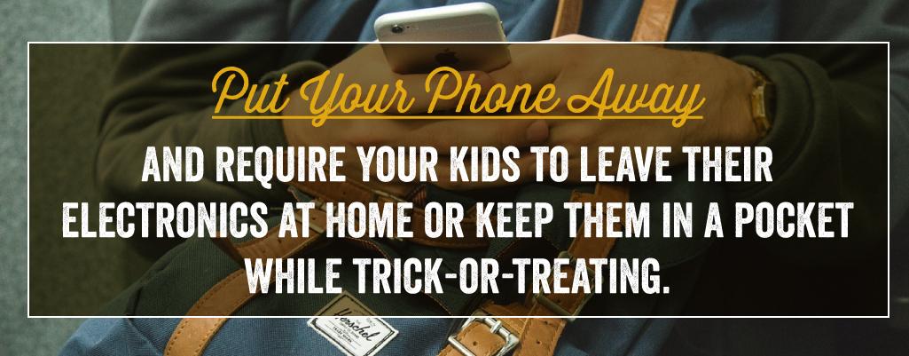 Put Your Phone Away
