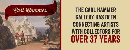 The Carl Hammer Gallery has been connecting artists with collectors for over 37 years.