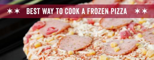 Best Way To Cook Frozen Pizza