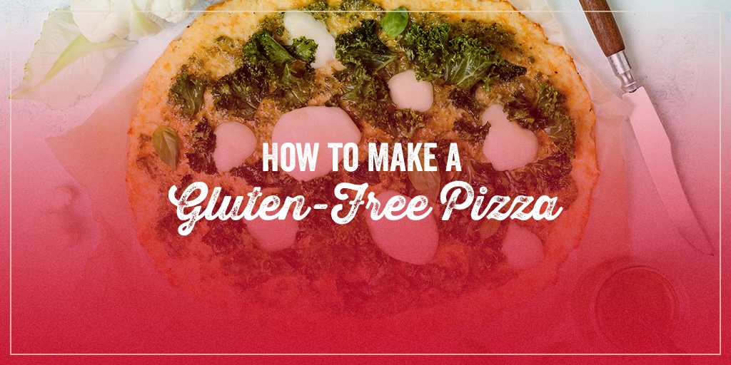 how to make gluten free pizza