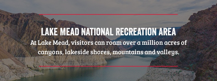 Hoover Dam and Lake Mead National Recreation Area
