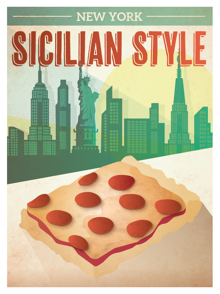 New York Sicilian-Style