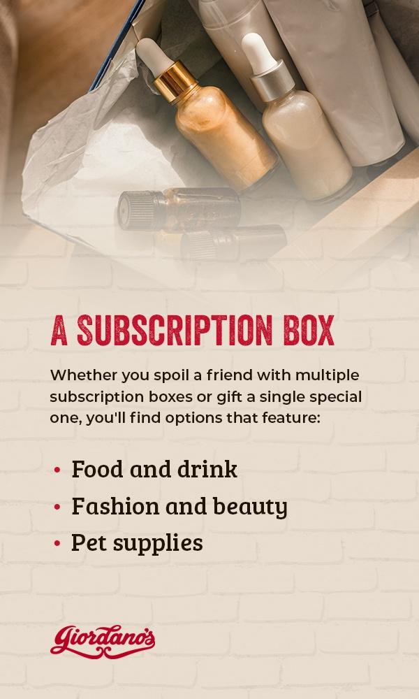 send subscription box