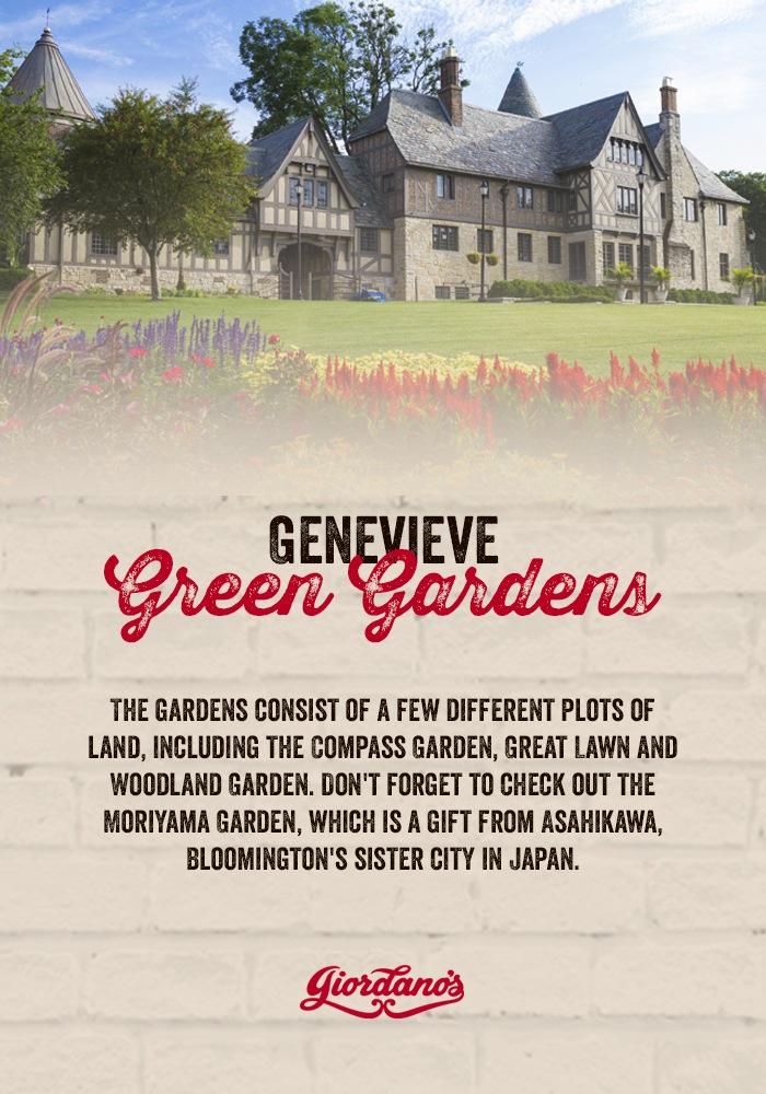 Genevieve Green Gardens