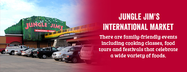 Jungle Jims International Market