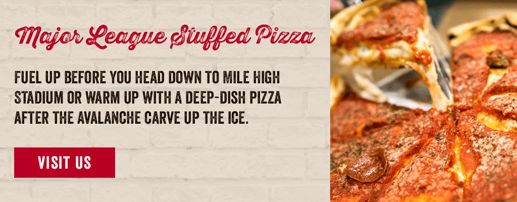 Giordano's Major League Stuffed Pizza