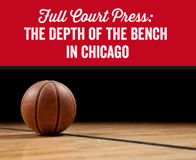 aadcf603631 Chicago s Basketball Legends