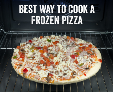 Best Way To Cook A Frozen Pizza