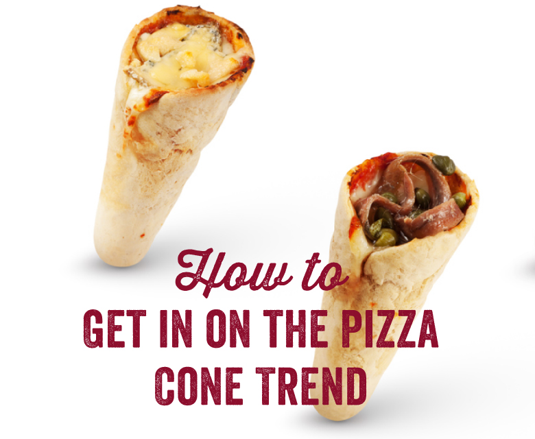 What Is A Pizza Cone Giordanos