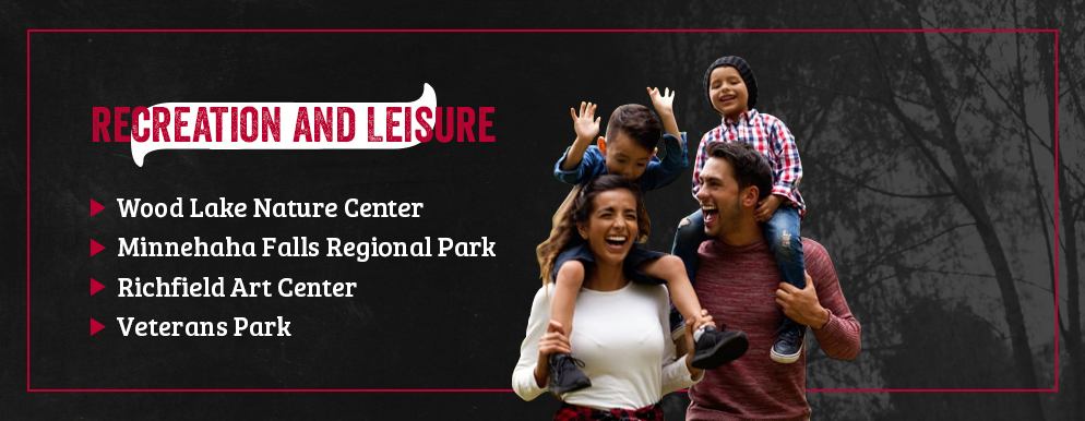 Recreation and Leisure in Richfield, MN