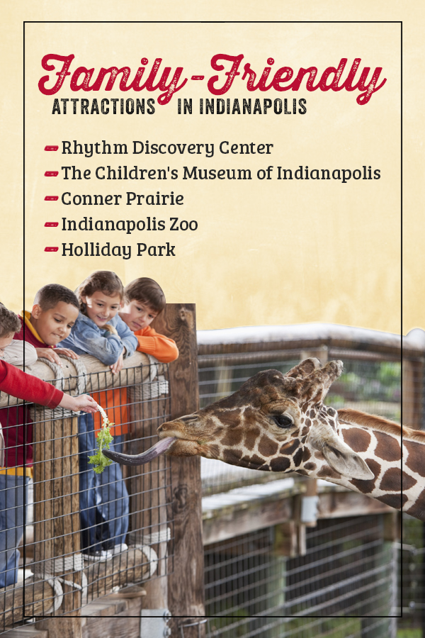 Family-Friendly Attractions in Indianapolis