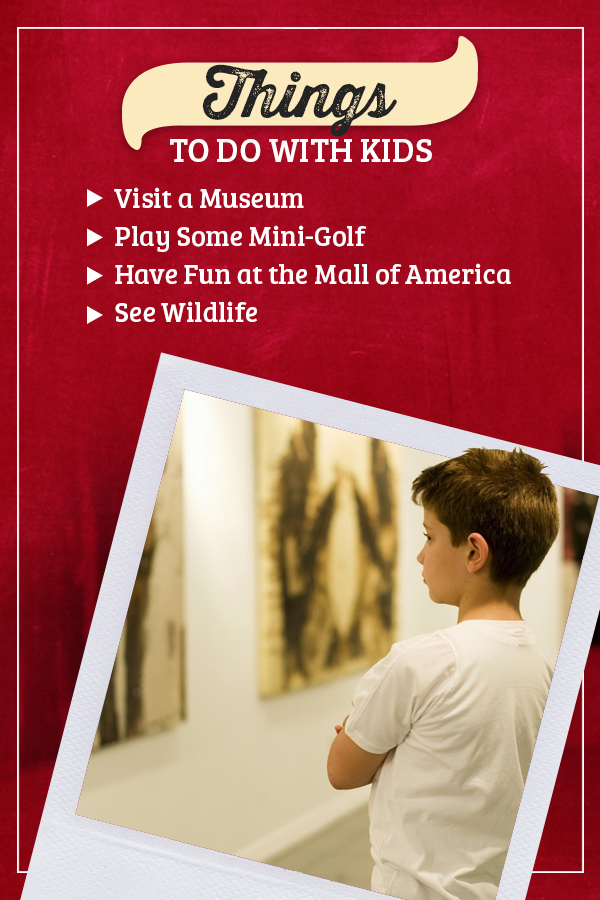 Things to Do with Kids in Richfield, MN