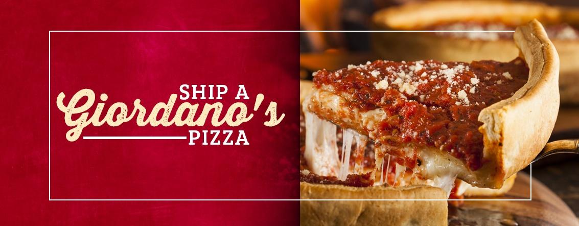 Ship a Giordano's Pizza