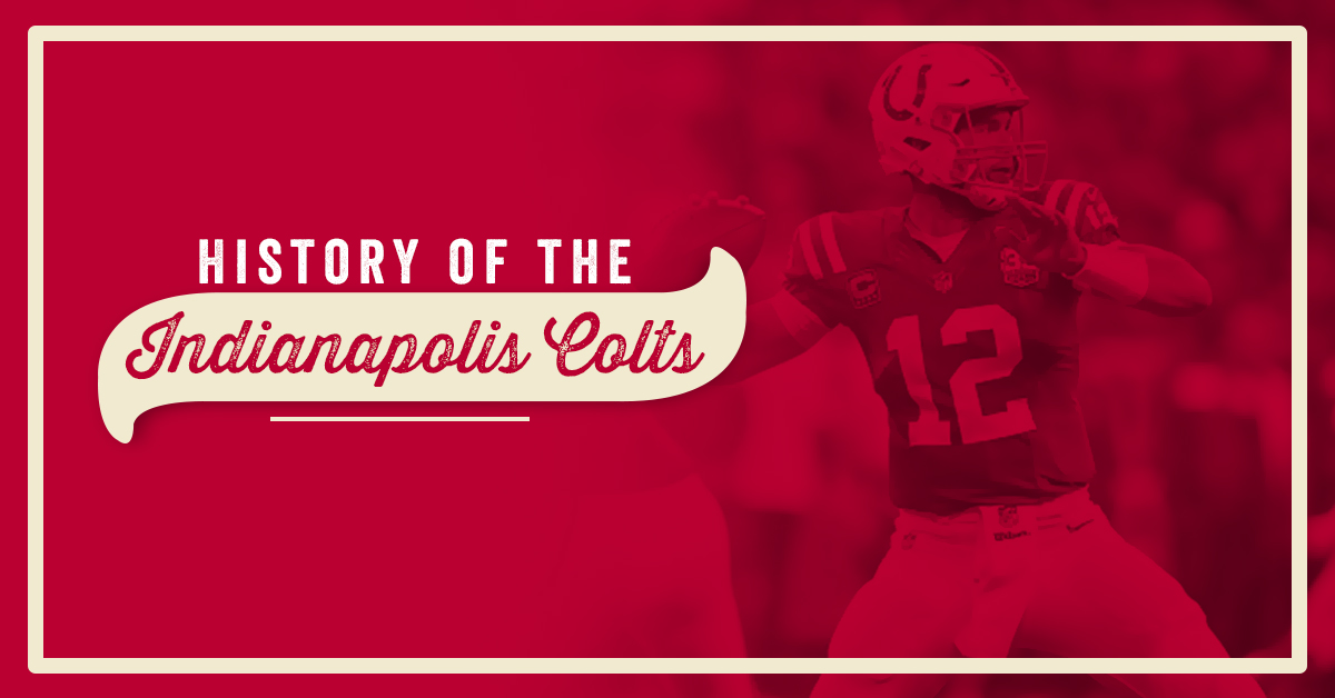 History of the Indianapolis Colts